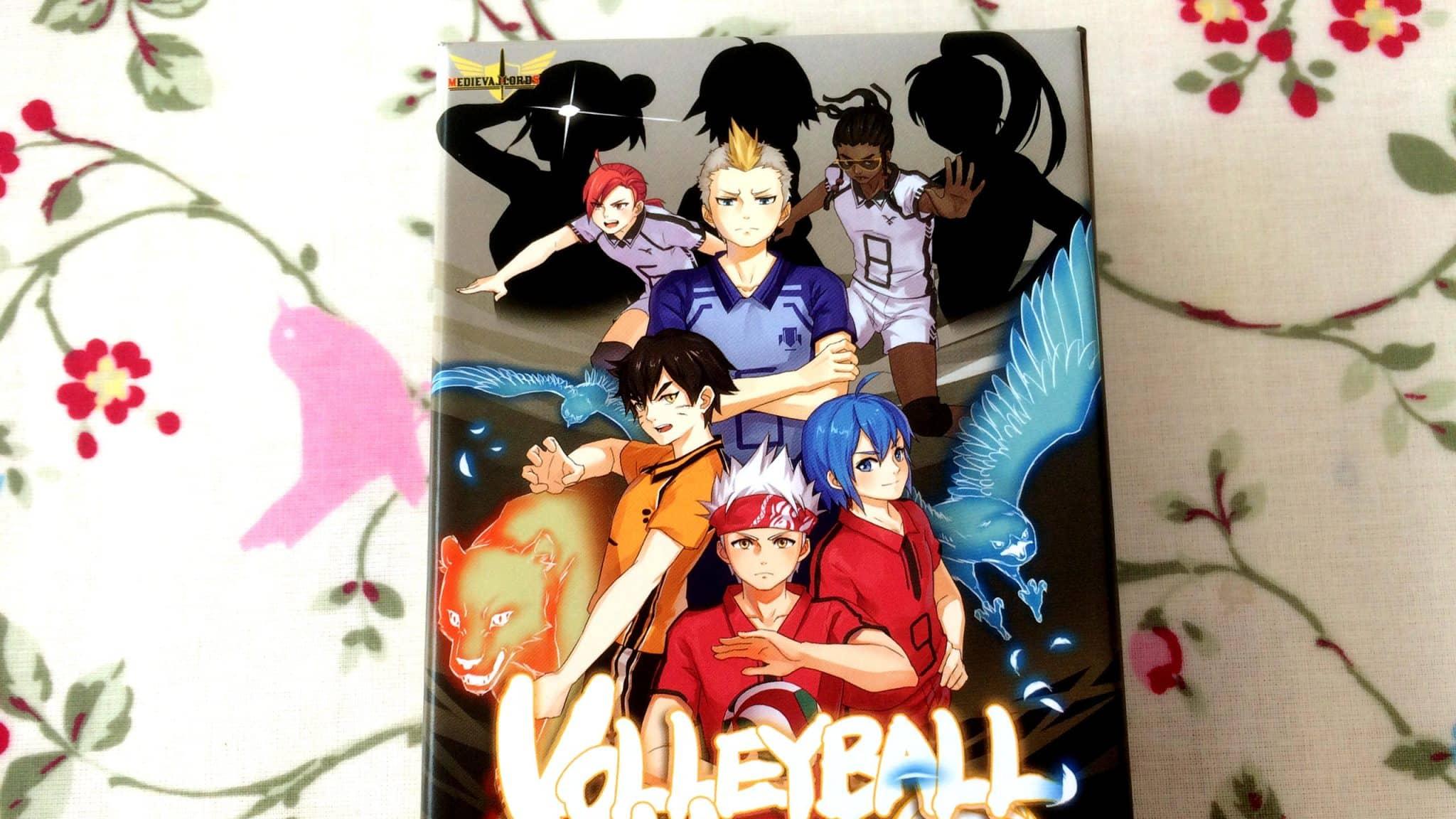 Volleyball High