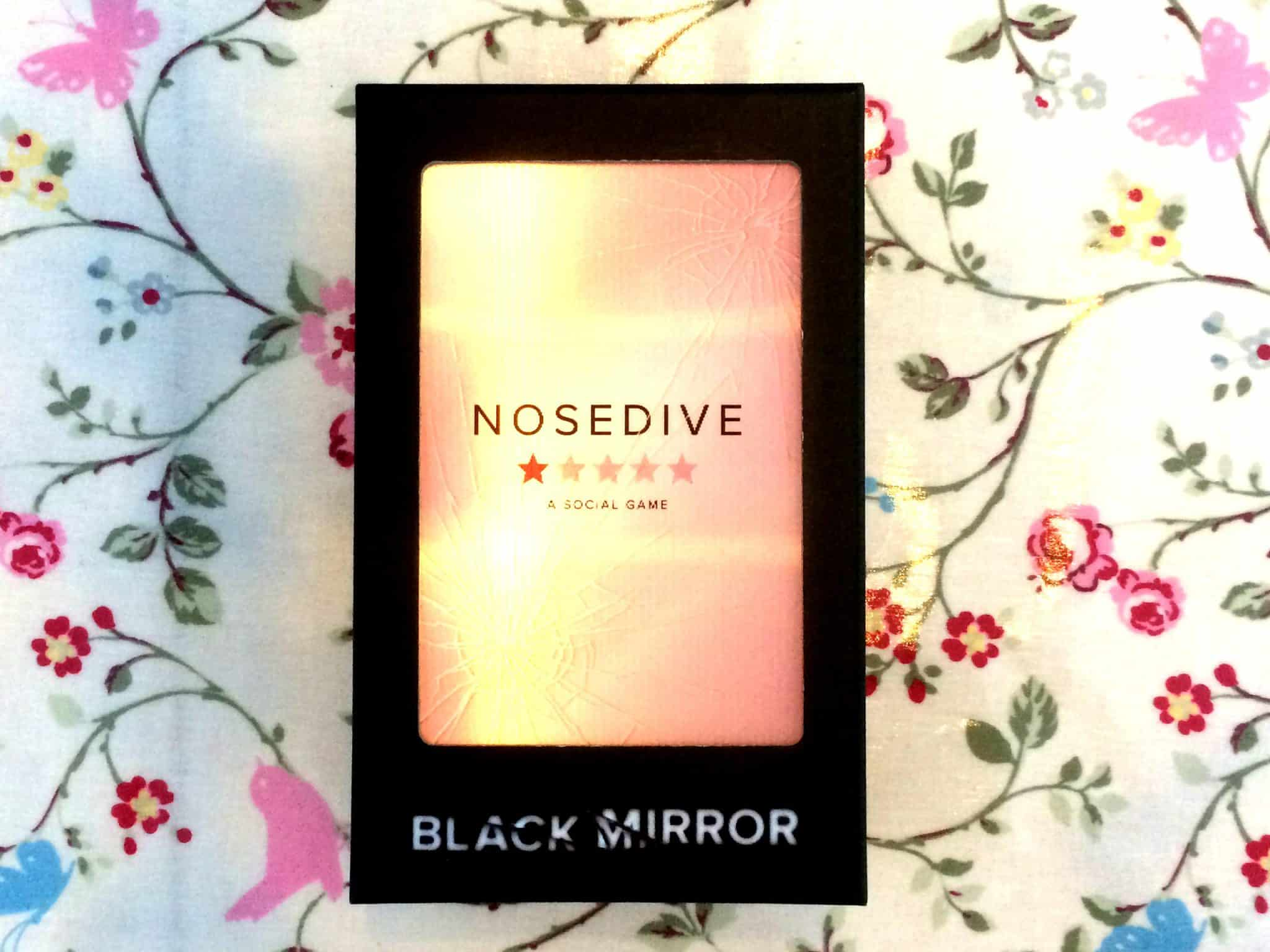 Black Mirror Nosedive Unboxing