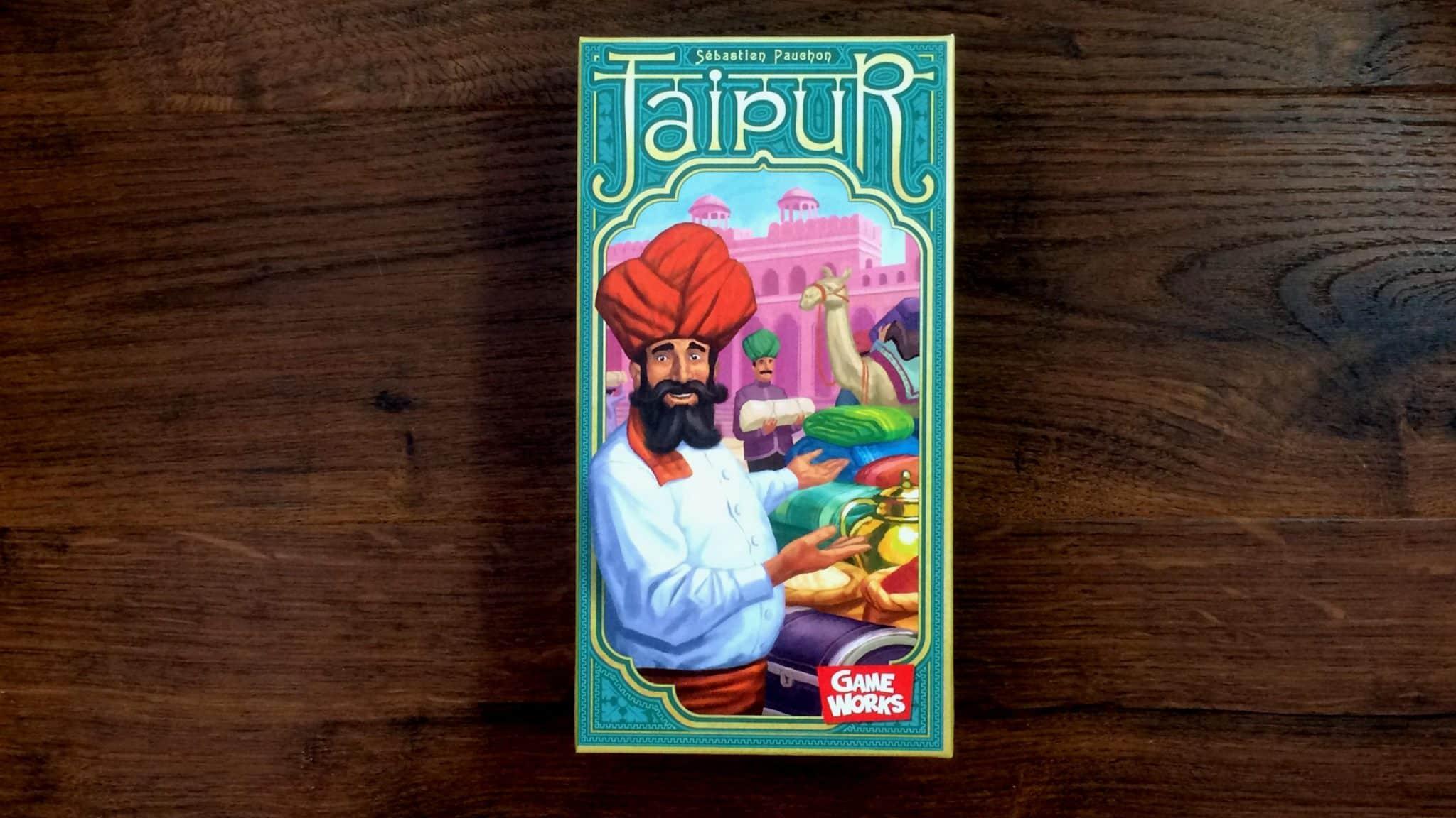 Jaipur (Unboxing)