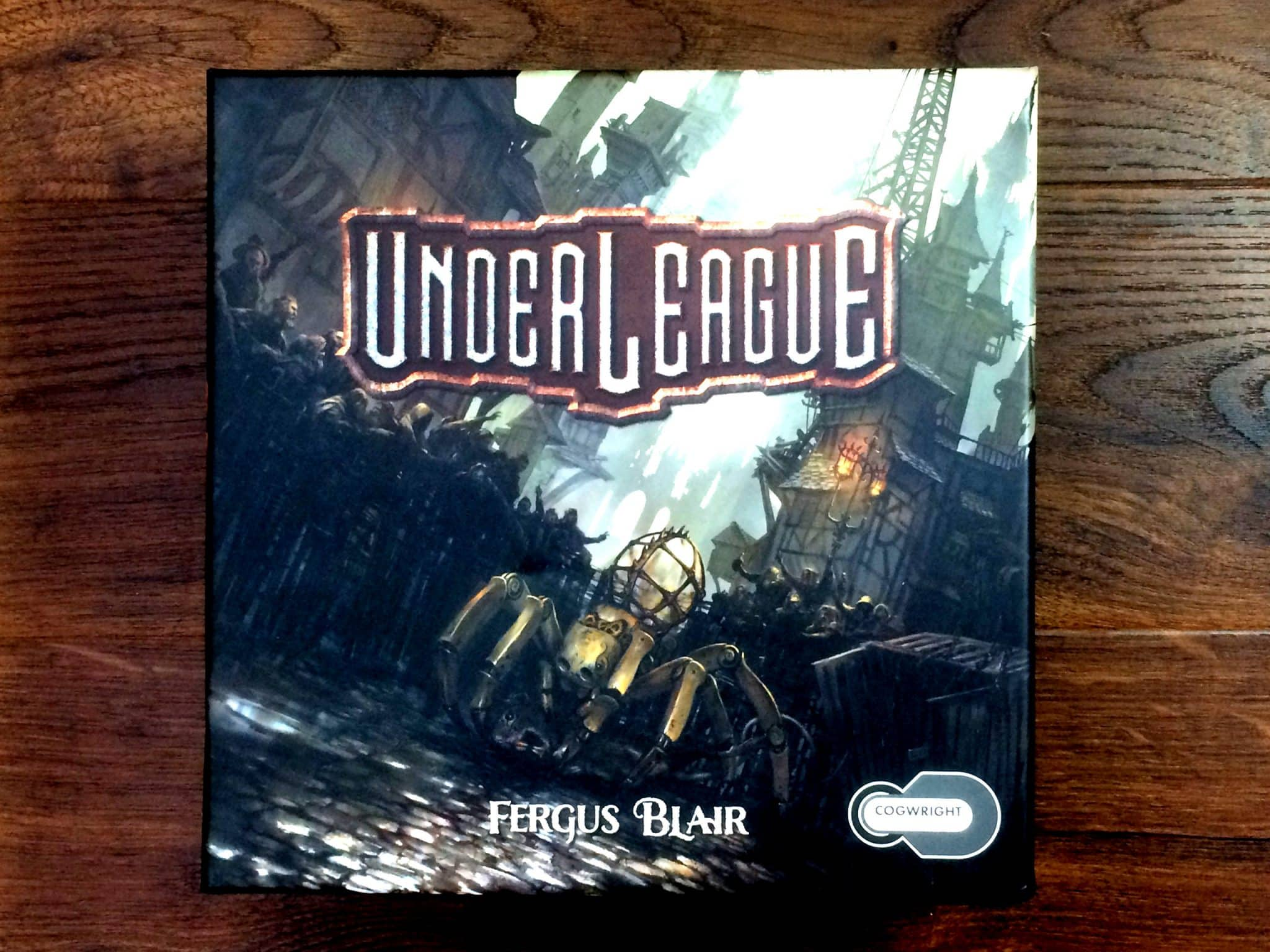 Underleague (Unboxing)
